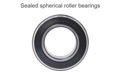 What are theTypes of Seals for Spherical Roller Bearings